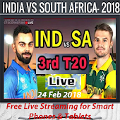 India vs South Africa 3rd T20 Live streaming