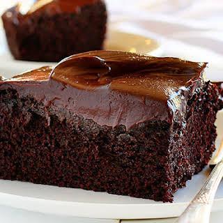 Chocolate Craving Cake.