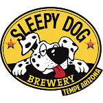 Logo of Sleepy Dog Brewery  Tail Chaser IPA