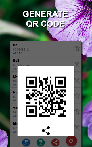 mod Wifi Password Recovery  screenshots 4