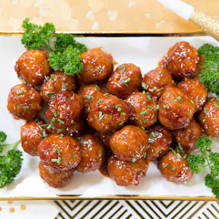 Sweet Spicy Meatballs Recipes.