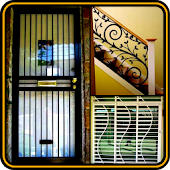 window trellis balcony steel railing balcony grill