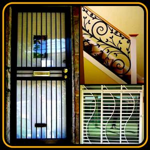 Home Grill Window Trellis Metal Door Design Ideas - Android Apps ...