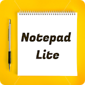 Notepad Lite - Simple Notebook & Diary