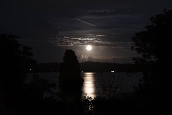 Perchè la luna si sente così sola?  di Biaz95