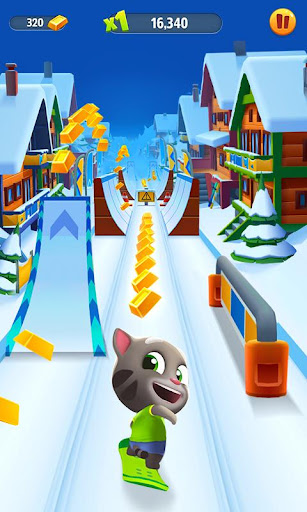 Talking Tom: u00a1A por el oro!  trampa 1