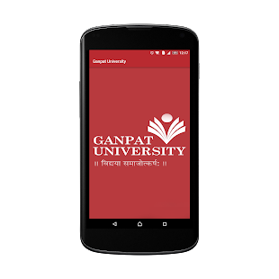 Ganpat University- screenshot thumbnail