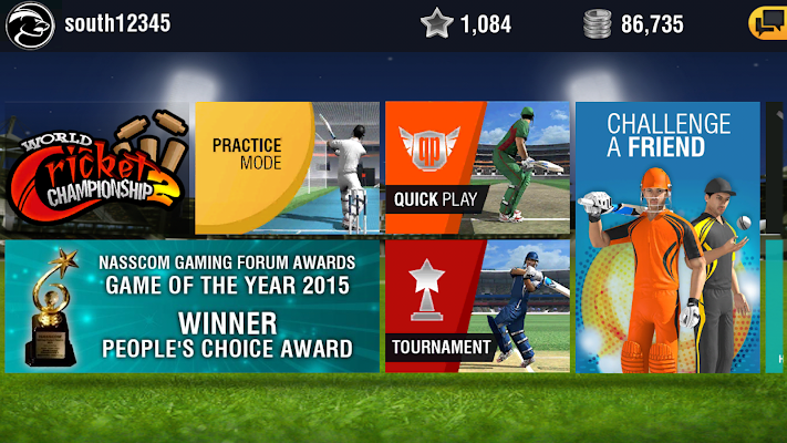 World Cricket Championship 2- screenshot