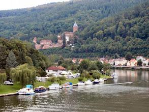 Photo: Zwingenberg mit Burg