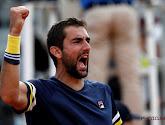 Masters : Marin Cilic s'impose contre John Isner