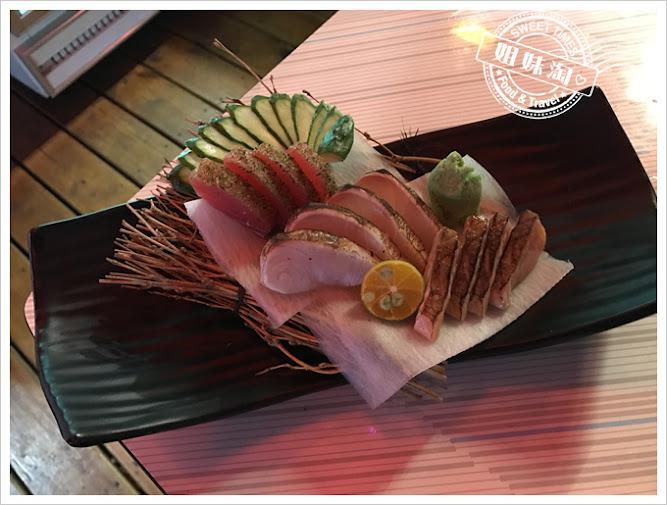 旬樂居酒屋-生魚片