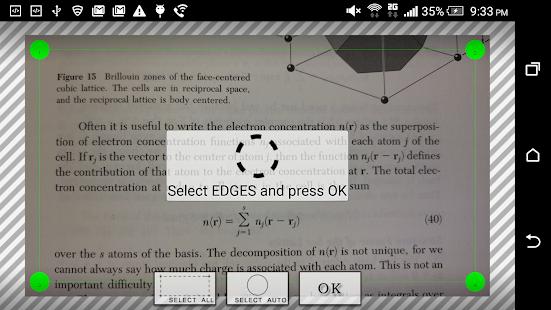 Scanner PDF- screenshot thumbnail