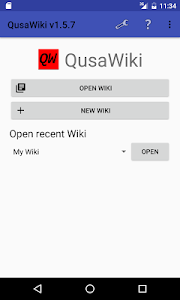 QusaWiki screenshot 0