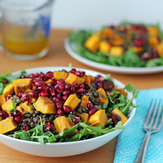 Warm Winter Salads Recipes