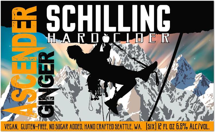 Logo of Schilling Ascender Ginger Cider