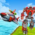 Wild Robot Shark Attack Simulator icon
