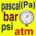 Pressure Converter Equation icon