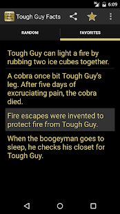 Tough Guy Facts (OLD)- screenshot thumbnail