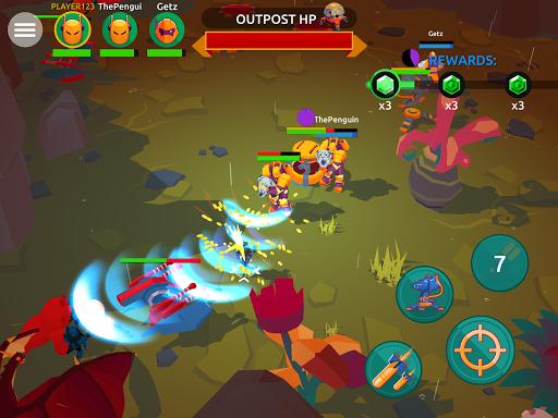 Space Pioneer: Action RPG PvP Alien Shooter 1.13.0 screenshots 13