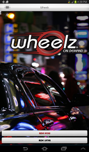 Wheelz On Demand- screenshot thumbnail