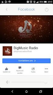 BigMusic Radio - náhled