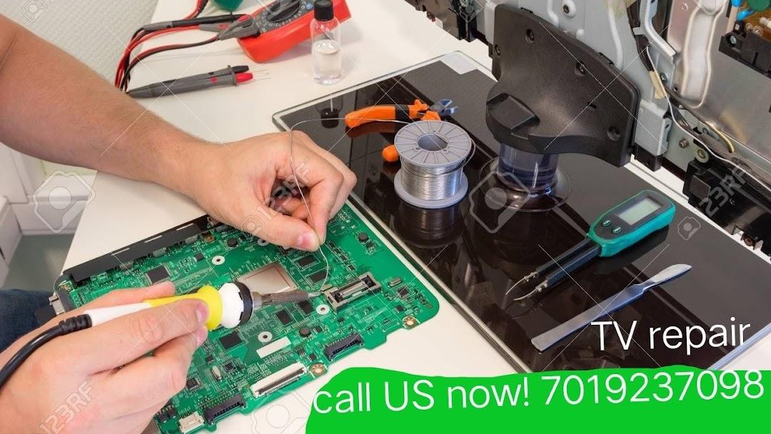 Led TV repair service - Television Repair Service in Bangalore