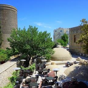 イスラム文化香るアゼルバイジャンの世界遺産、バクーの旧市街を散策