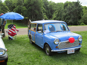 "Photo: 1968 Mini Traveller ""Clown Car"""