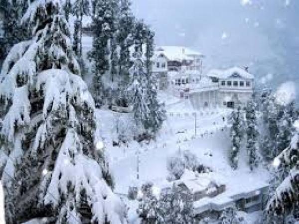हिमाचल में दो दिन बाद हिमपात की आशंका