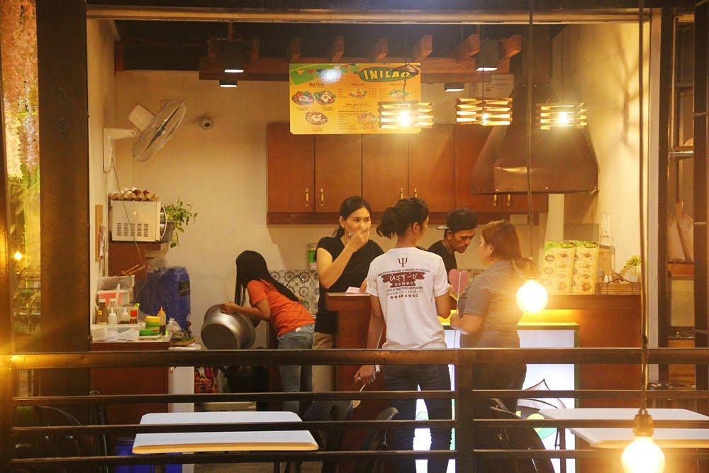 Inilao Bilao Meals Stall