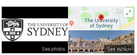 # 2 Đại học Sydney