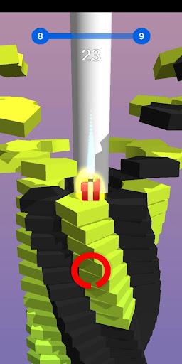 Stack Box 3d - Smash through platforms Apk 2
