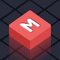 Merge Number: 2048 Brain Puzzle Game icon