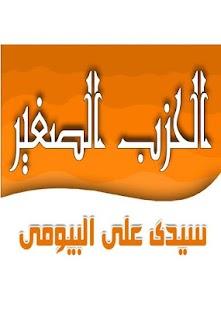 الحزب الصغير لسيدى على نور الدين البيومى - náhled