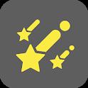 Light Trails - Star Trails icon