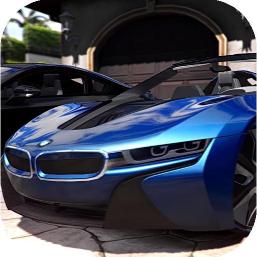 Car Parking Bmw i8 Simulator (game)
