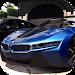 Car Parking Bmw i8 Simulator icon