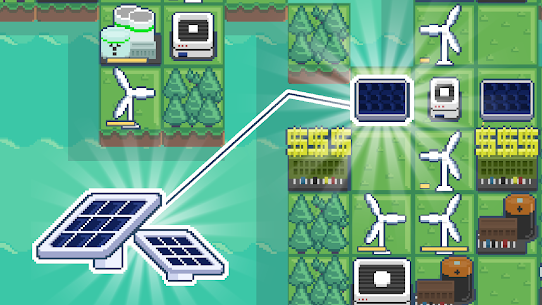 Reactor Mod Apk☢️ – Idle Manager- Energy Sector Tycoon 3