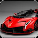 Véneno Roadster Super Car: Speed Drifter icon