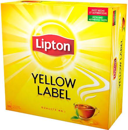 Te Liptons Yellow       100/fp