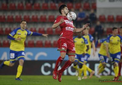 Sandy Walsh is de nieuwe verdediger van KV Mechelen