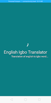 Download English Igbo Translator APK latest version app for android
