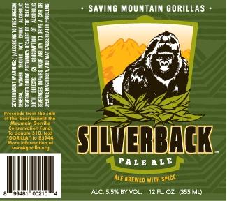 Logo of Rockyard Silverback Pale Ale