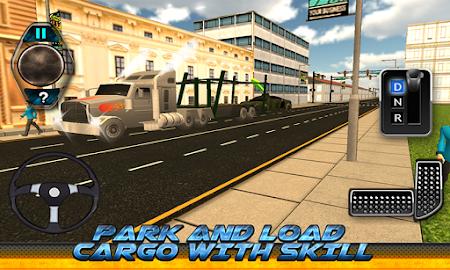 Cargo Transport Truck Driver 1.0 screenshot 64137