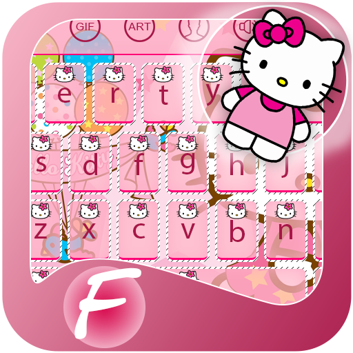 Kitty Keyboard Aplikasi Di Google Play