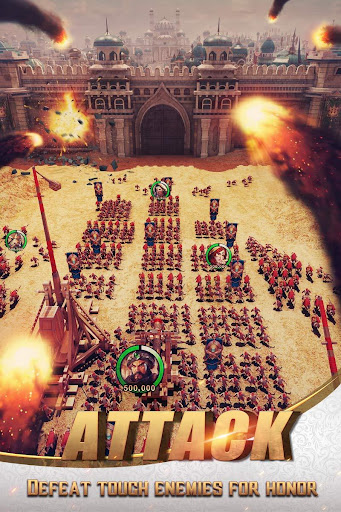 Conquerors: Golden Age 3.1.1 Screenshots 20