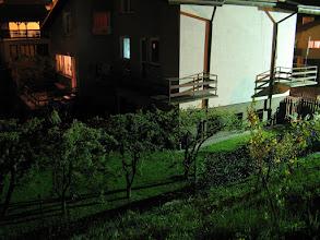 Photo: Ogród nocą