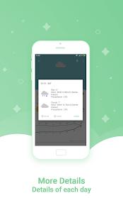 Worldwide Weather screenshot 5
