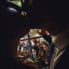 Wedding photographer Yuriy Koloskov (Yukos). Photo of 08.10.2015