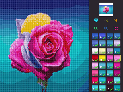 Cross Stitch 2.1.6 screenshots 21